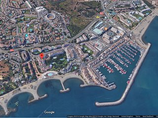 OFFERS, PUERTO BANUS, MARBELLA3, 5* Club Playas del Duque, FREE WIFI & PARKING,