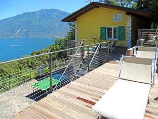 2 bedroom Apartment in Tremosine, Lombardy, Italy : ref 5438727