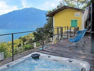 2 bedroom Apartment in Tremosine, Lombardy, Italy : ref 5438729