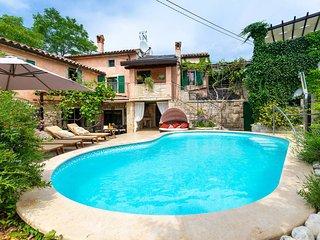 4 bedroom Villa in Porec, Istarska Zupanija, Croatia : ref 5439703