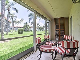 NEW-Peaceful Resort Condo Mins to Lake Worth Beach