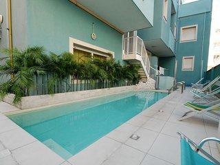 1 bedroom Apartment in Viserba, Emilia-Romagna, Italy : ref 5583641