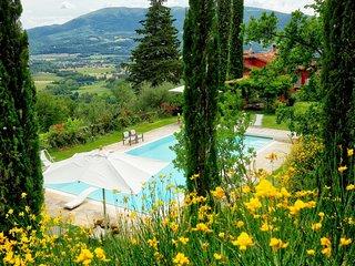4 bedroom Villa in Rancolfo, Umbria, Italy : ref 5582374