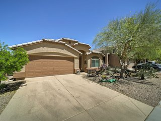 NEW! Maricopa Home w/Patio-Near Golfing & Casinos!