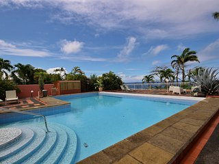 Villa Cherry Bleue : magnifique vue mer