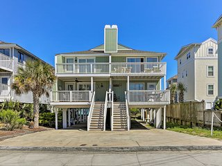 NEW! Condo w/2 Decks Steps from Wrightsville Beach
