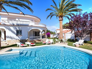 4 bedroom Villa in Miami Platja, Catalonia, Spain : ref 5537793