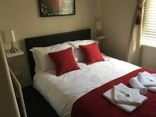 Sea Breeze Guest Home Eastbourne - Room 1 budget room