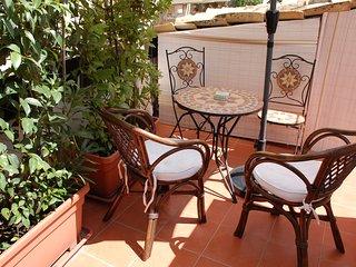 GIARDINO DEI SOSPIRI Dependance Suite, Terrace