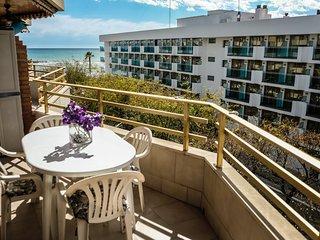 F3,Apart cambrils 4/6 pax, piscina, acceso directo a la playa.SOL DE ESPAÑA