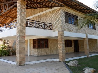 Linda casa no Beach Park