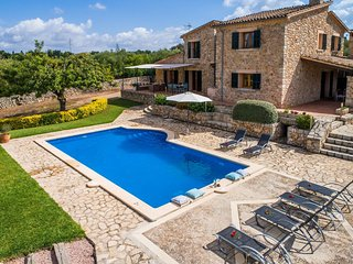 3 bedroom Villa in Muro, Balearic Islands, Spain : ref 5503174