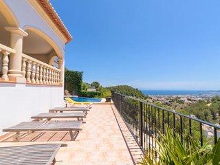 4 bedroom Villa in Xàbia, Valencia, Spain : ref 5629204