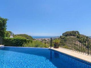 4 bedroom Villa in Xabia, Valencia, Spain : ref 5629204