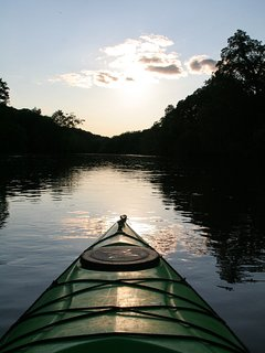 Kayak on the Northumberland Straight or the Belle River. Transport and or guided tours available.