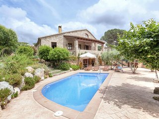 4 bedroom Villa in Les Cabanyes, Catalonia, Spain : ref 5519535