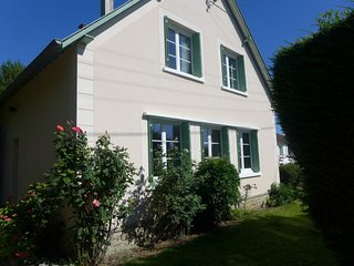 3 bedroom Villa in Villers-sur-Mer, Normandy, France : ref 5060991