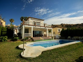 Villa Atlantica - Stunning 14 person Villa over looking the Mediterranean