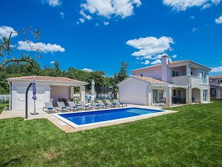 4 bedroom Villa in Labinci, Istria, Croatia : ref 5624968