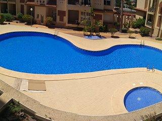 Apartamentos Luna y Rosa Playa del Albir (Alquiler)