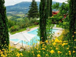 4 bedroom Villa in Rancolfo, Umbria, Italy : ref 5696893