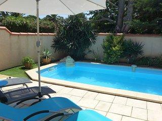 4 bedroom Villa in Albaret-Sainte-Marie, Occitania, France : ref 5550844