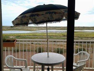 Appartement avec vue sur la lagune et l'Ocean