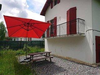 Landa Chumea - terrasse et jardin privatif