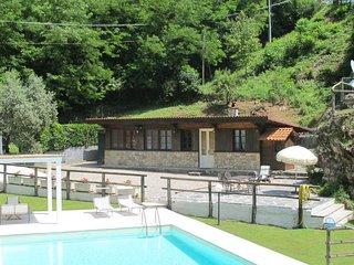 2 bedroom Villa in Loppeglia-Fiano, Tuscany, Italy - 5447198