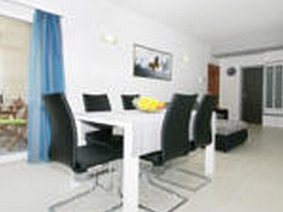 Apartments Elizabet- Deluxe Two Bedroom Apartment with Balcony and Partial Sea