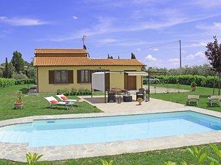 3 bedroom Villa in Borgonuovo, Tuscany, Italy : ref 5242099