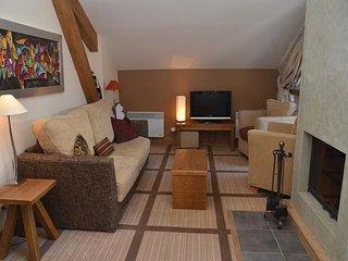 magnifique appartement avec cheminee