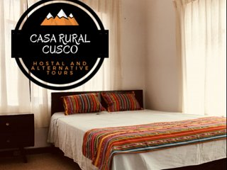 Big room beautiful views with private bathroom Casa Rural Cusco