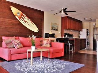 Spacious Renovated Studio in the Center of Waikiki