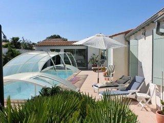 Ile de Re - Belle maison familiale avec piscine