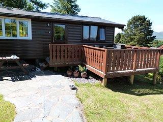 trawsfynydd holiday  Village cabin 195