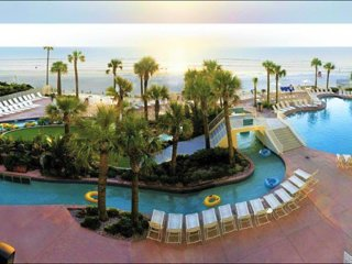 Visit Florida with Ocean Walk Resort