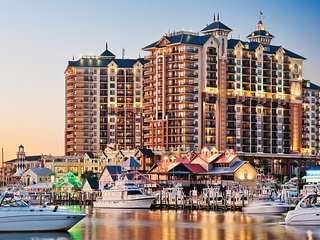 Explore Emerald Grande's HarborWalk Village