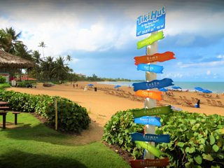 Visit Breathtaking Puerto Rico with Rio Mar!
