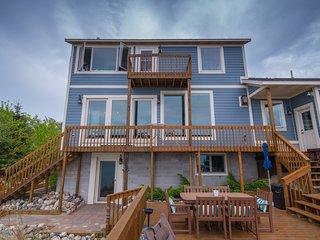Custom Lake Michigan Beachfront Vacation Home