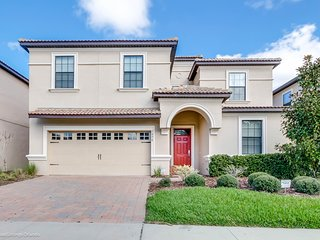 1428MVD Amazing Champions Gate 9 Bedroom 5 Bath