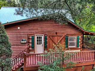Bridgepoint Cabin ~ Beautiful Cabin in the Banner Elk, Valle Crucis Area