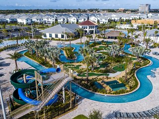Water park access! 4BR, pool, bbq- Storey Lake Resort (3053GS)
