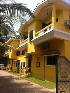 Indigoa 6 Bedrooms villa With Private Pool And Jacuzzi