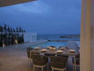 PRBW5 Blue Protaras Seafront Villa 3