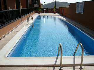 2 bedrooms apartment with shared pool
