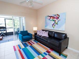 4 bedroom villa - Coral Cay Resort