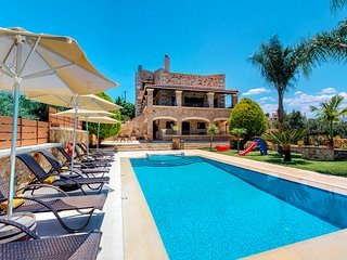 Chania Villa Rental with Pool