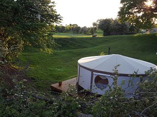 SNAPE BANK RYELAND YURT