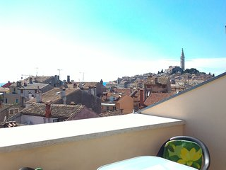 Amazing terrace view
